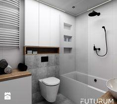 Small Bathroom Interior, Bathroom Design Small, Simple Bathroom, Laundry In Bathroom, Bathroom Shelves, Minimalist Bathroom Design, Dream House Exterior, Dream Bathrooms, Interior Decorating