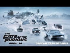 Watch: The Rock stops a torpedo with his bare hands in absolutely insane Fast 8 trailer