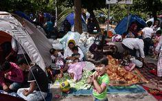 'Everybody is leaving Afghanistan:' Refugees flee increasing violence