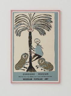 Oshogbo Museum exhibition poster in pink tinted x Nigeria Art Exhibition Posters, Museum Exhibition, Museum Poster, Vintage Posters, Modern Posters, Georges Braque, Graffiti, Popular Art, Henri Matisse