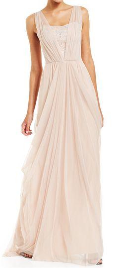 Vera Wang Goddess Gown | #sponsored