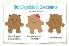 New illustration for 3 bears of baptism