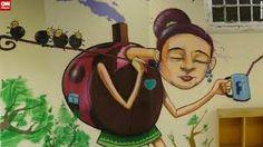# African street art @ Deedidit D.