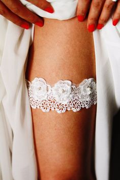 Wedding Garter Bridal Garter Belt