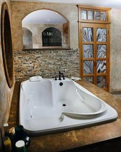 His and her tub ♥Yes please!!