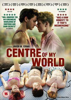 I watched it again!⭐️ 🎬Die Mitte der Welt Center of My World. World Movies, Gender Studies, Movie Covers, Cinema Posters, Movie List, Film Movie, Cinema Movies, Gay Couple, Actors