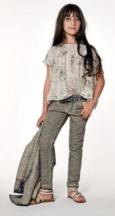 Twin-Set, marca de moda para niñas