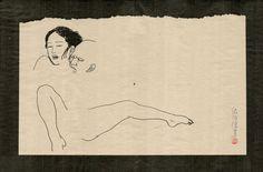 Japanese artist Toshio Saeki