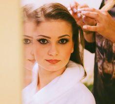 Inspiração maquiagem noiva Juliana Fernandes!