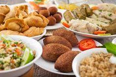 Resultado de imagen para comida arabe