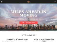 New listing in Moving and Storage added to CMac.ws. TDY Moving and Storage in Brooklyn, NY - http://moving-and-storage-services.cmac.ws/tdy-moving-and-storage/94931/