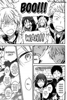 Akagami no Shirayukihime 65 Page 10 -