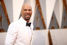 Pin for Later: Les 43 Meilleures Photos de la Soirée des Oscars Common