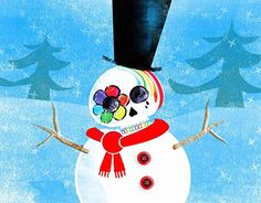 "Check out new work on my @Behance portfolio: ""Snowman"" http://be.net/gallery/46942359/Snowman"