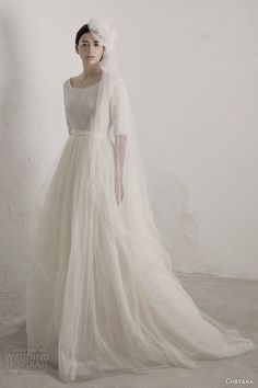 Vestidos Românticos de Noiva