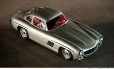 1955 Mercedes-Benz 300SL Gullwing by Pinky and the Brain