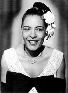 The Harlem Renaissance Series: Billie Holiday (Lady Sings the Blues) Billie Holiday, Harlem Renaissance, Divas, Bessie Smith, Lady Sings The Blues, Afro, Swing Dancing, Jazz Musicians, Jazz Artists