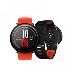 Original Huami Amazfit Pace Smartwatch GPS WiFi for iOS and Android English version Gps Sports Watch, Golf Gps Watch, Sport Watches, Cool Watches, Watches For Men, Android Watch, Silver Pocket Watch, Popular Watches, Swiss Army Watches
