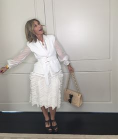 Follow Me on Snapchat! @Abhcosmetics Anastasia Soare, Anastasia Beverly Hills, Snapchat, White Dress, American, Beauty, Dresses, Style, Fashion