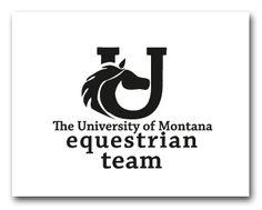 Equestrian,  montana logo