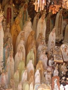 Our Lady of Fatima, the Miracle of Lisboa and the Religious Art of Spain!