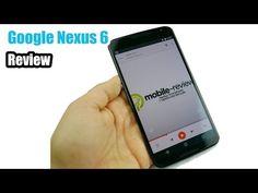 Motorola Nexus 6 Hands on Testvideo | Handyfant