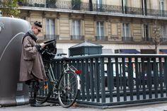On the Street…..Boulevard Saint-Germain, Paris