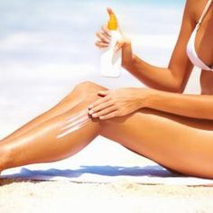 Many people feel that being tan makes them look better, healthier and more radiant.