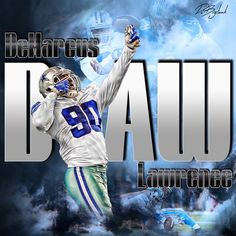 DeMarcus Lawrence Cowboys 4, Dallas Cowboys Football, Football Team, Demarcus Lawrence, How Bout Them Cowboys, Football Cards, Nfl, 4 Life, Legends