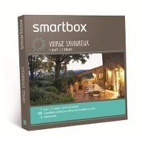 /** Priceshoppers.fr **/ Coffret cadeau Smartbox Voyage savoureux - Coffrets Cadeaux