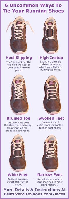 How To Tie A Shoe Lace In  Steps