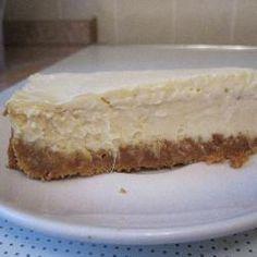 Lemon and Ginger Cheesecake @ http://allrecipes.com.au