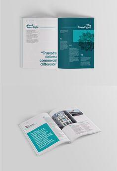 TowerEight – Brand refresh on Behance