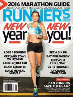 Runner's World magazine through Zinio. Check out and download the latest issue today!