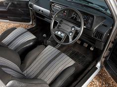 """1983 VOLKSWAGEN GOLF GTI MK1 PIRELLI EDITION (""""Type 17"""") RHD, UK-spec - Interior Driver Side"""