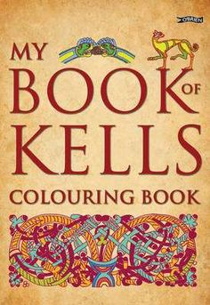 Children, Colouring & Activity - My Book of Kells Colouring Book
