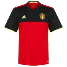 Camiseta de Bélgica 2016-2017 Local #Eurocopa2016 #Euro2016