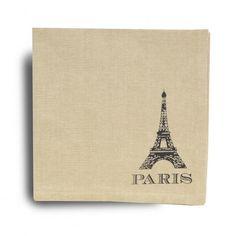 Your Bedding, Home Decor, Kitchen & Bath Experts Cotton Napkins, Kitchen And Bath, Paris, Tablecloths, Simple, Home Decor, Montmartre Paris, Decoration Home, Room Decor