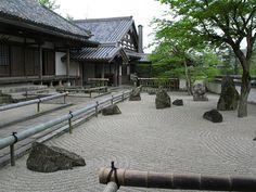 Stone garden by TANAKA Juuyoh #ConflictofPinterest