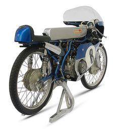 Suzuki RK67-4 GP 50cc