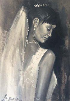 Bridal portrait. Get yours done!