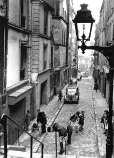 Chamade - Vintage Französisch Fotos