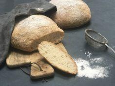 Glutenfritt fransk landbrød Food And Drink, Gluten Free, Glutenfree, Sin Gluten
