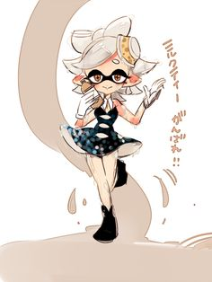 Marie | Splatoon