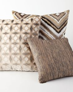Decorative Pillows, Throw Pillows & Pillows And Throws | Horchow
