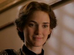 Winona Ryder in Little Women is as close as I can come to my image of Laura Melborne in Cantrell's Bride.