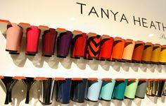 Ask a Parisienne: Tanya Heath, les chaussures qui s'adaptent à vous.