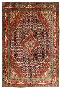 Tabriz-matto 196x288