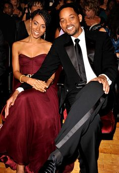 Will Smith and Jada Pinkett Smith - Most Stylish Couples - Star Couples - Celebrities