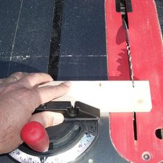 Twelve Table Saw Safety Tips